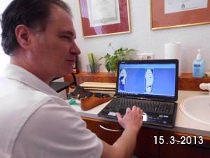 Herr Fischer - Orthopädieschuhtechniker