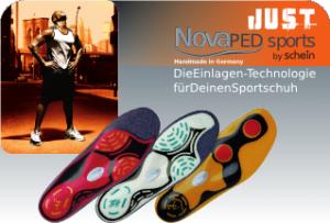 NovoPED sports