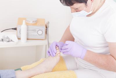 Bellmann - Medizinische Fußpflege
