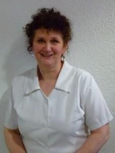 Frau Back – Schaftstepperin, Fußpflege